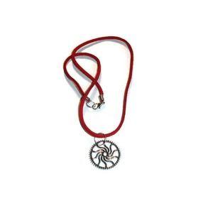 Steampunk Necklace Gear Necklace